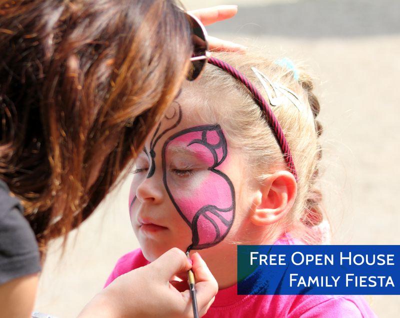 Family Spring Fiesta Open House @ ALP Center for Autism - Albuquerque, New Mexico