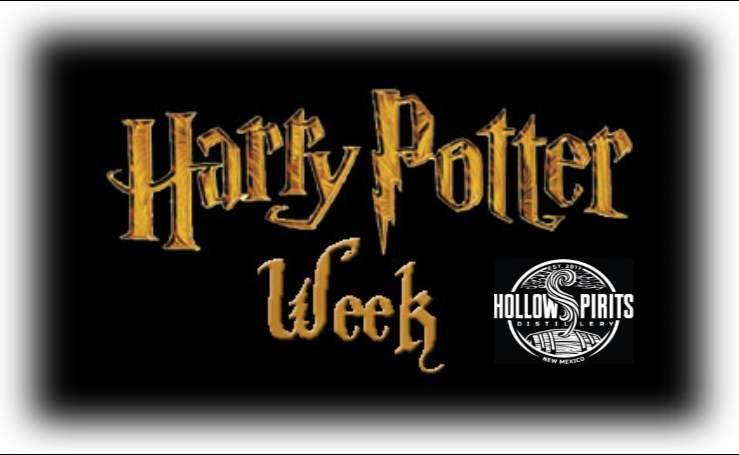 Harry Potter Theme Week