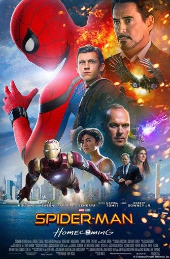 March Marvel Madness - Spider-Man: Homecoming