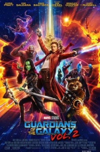 Sunday Movie: Guardians of the Galaxy Vol. 2