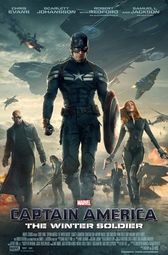 March Marvel Madness - Captain America: The Winter Soldier
