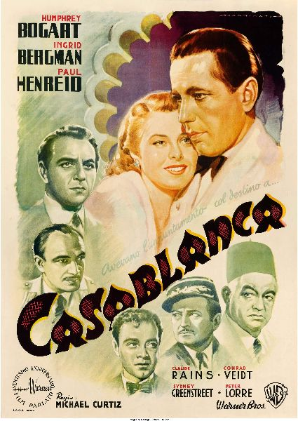 Classic Movie Night - Casablanca