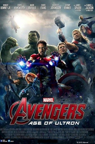 March Marvel Madness - Avengers: Age of Ultron