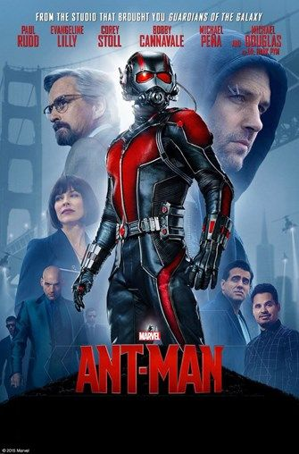 March Marvel Madness - Ant-Man