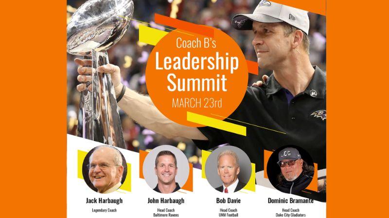 Coach B's Leadership Summit