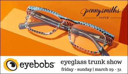 Eyebobs Eyeglass Trunk Show