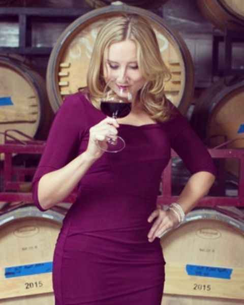 """From Muse to Master - How women influence the world of wine."""