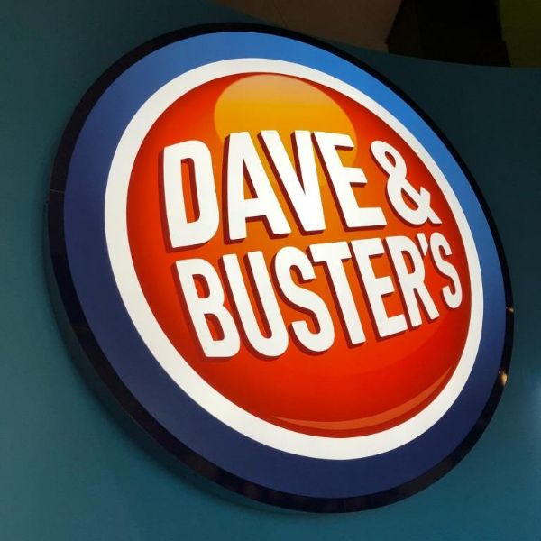 Shakers & Stirrers: Dave & Buster's