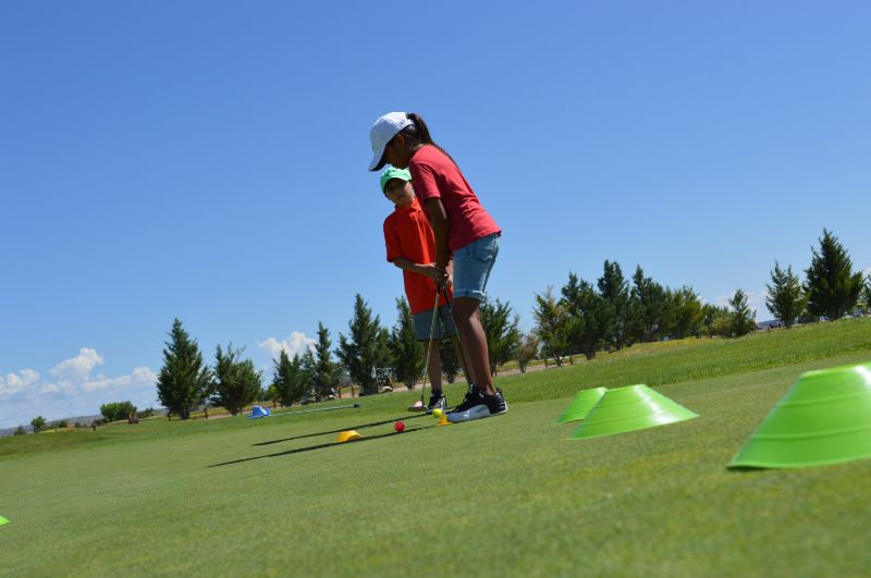 NB3FIT Jr. Golf Summer Session