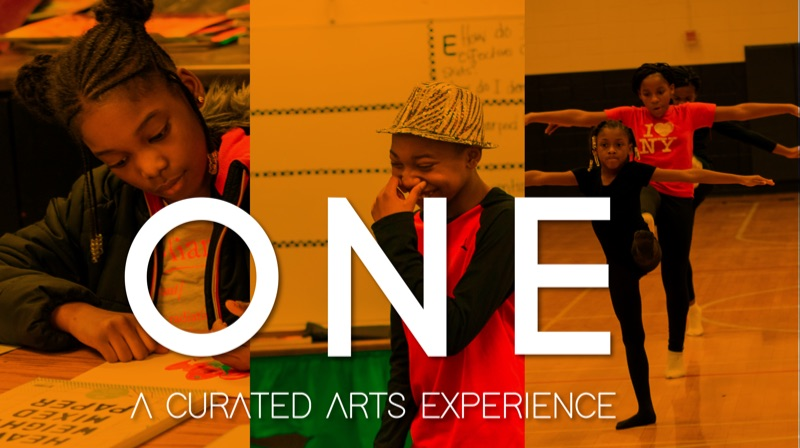ONE: A Curated Arts Experience