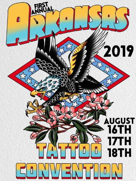 Arkansas Tattoo Convention