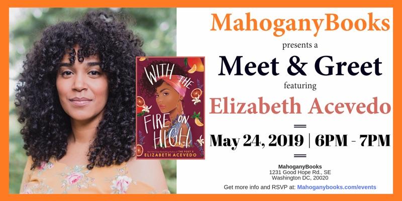 A Meet & Greet Featuring Elizabeth Acevedo