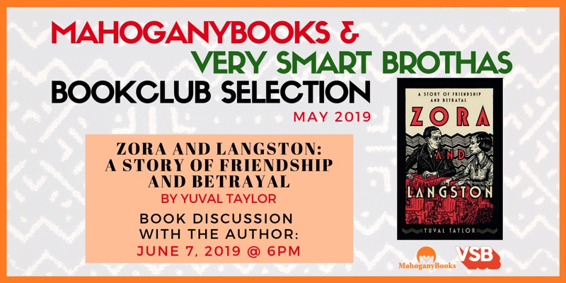MahoganyBooks + Very Smart Brothas Book Club: May Book Discussion