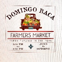 Domingo Baca Farmers Market