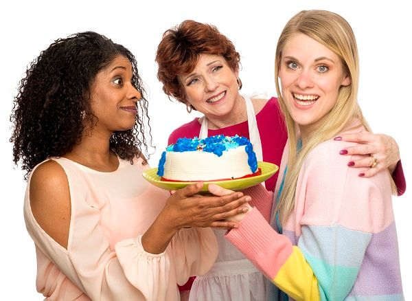 The Cake – A Romantic Comedy Confection
