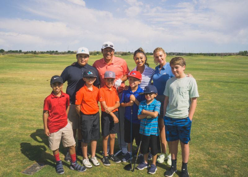 2019 Notah Begay III New Mexico Grande Slam