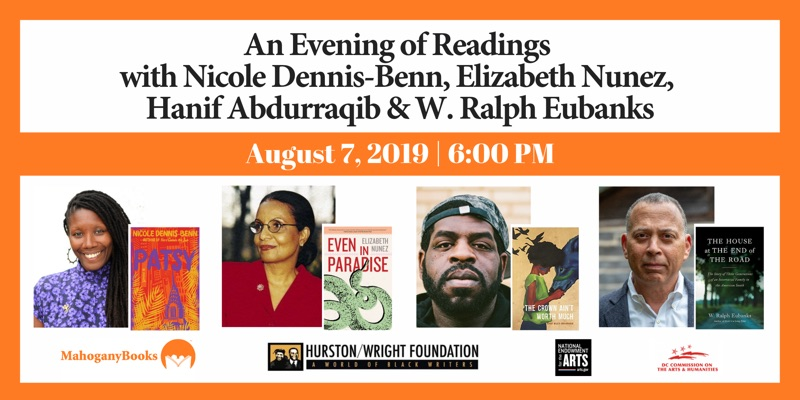 Hurston/Wright Presents An Evening of Readings