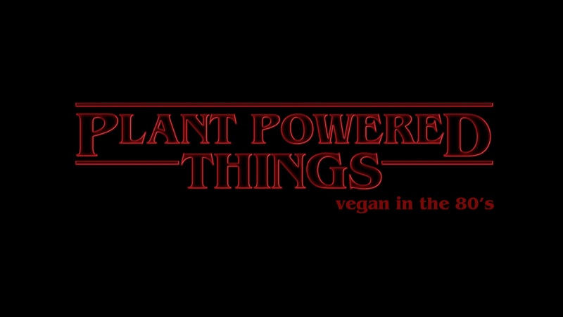 Plant Powered Pop Up Market: Plant Powered Things