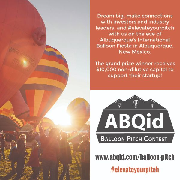 ABQid Balloon Pitch 2019