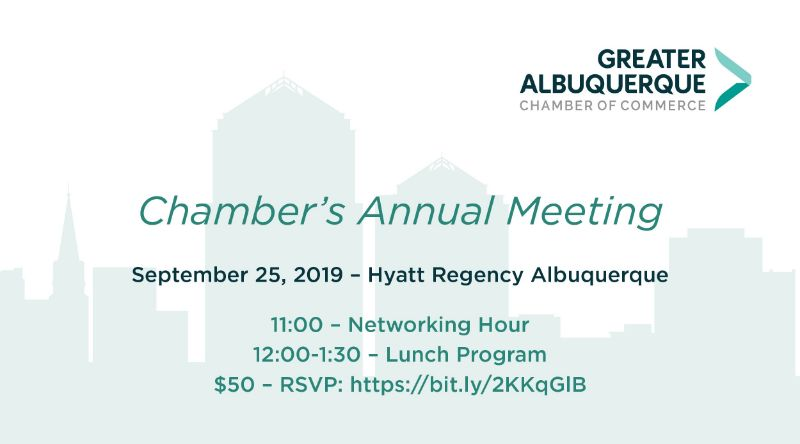 Chamber's Annual Meeting