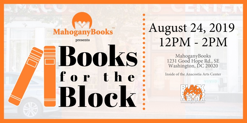 Books for the Block | Book Giveaway for Local Youth