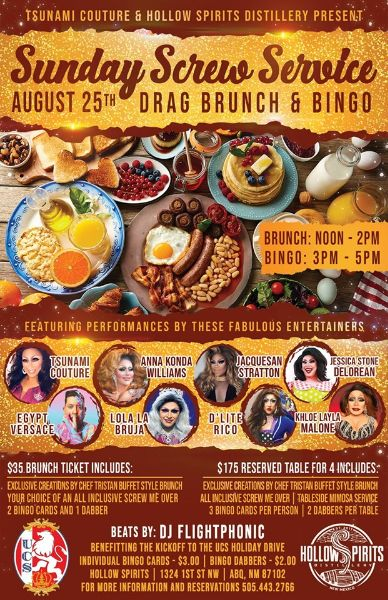 Drag Brunch & Bingo