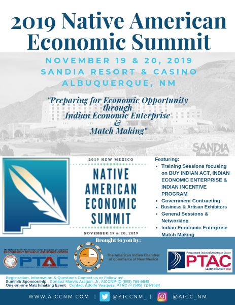 2019 Native American Economic Summit