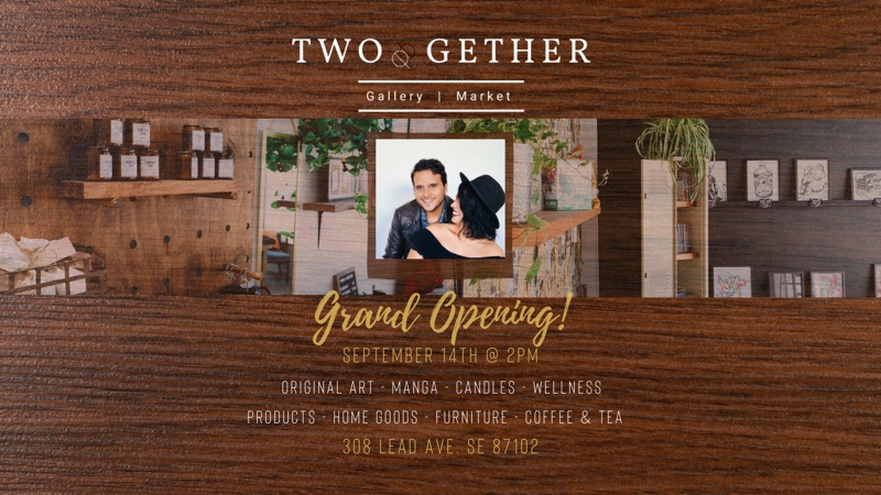 TwoGether Grand Opening Bash!