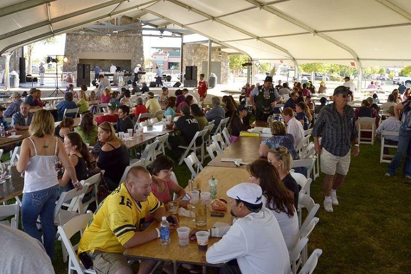 Oktoberfest Center of the City
