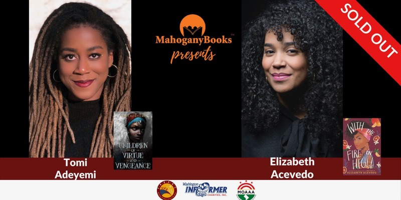 An Author Talk & Book Signing Featuring Tomi Adeyemi