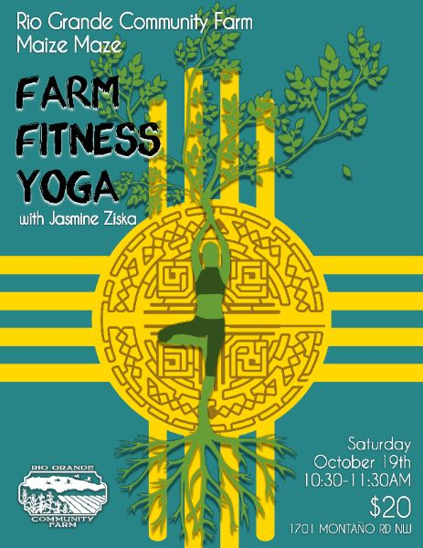 Farm Fitness Yoga