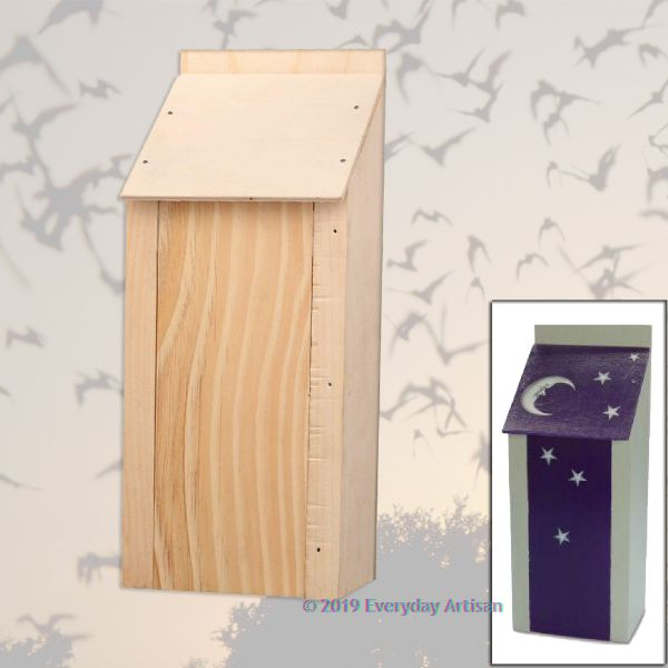 Build your own Bat House