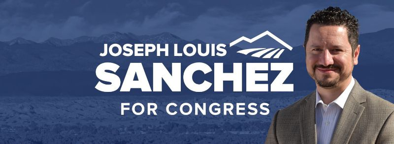 Santa Fe - Joseph Sanchez for Congress Benefit Dance
