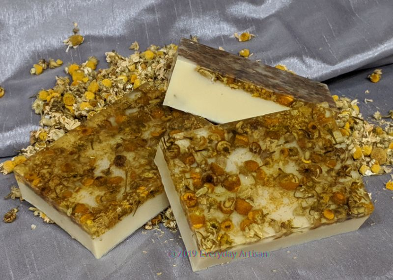 Soap Making - Chamomile Calming
