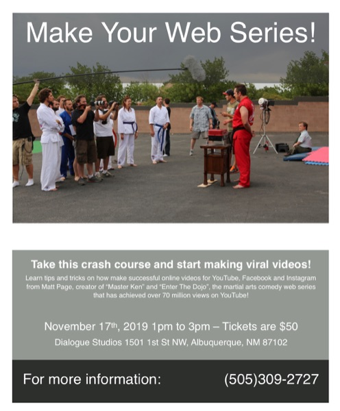Make Your Web Series!