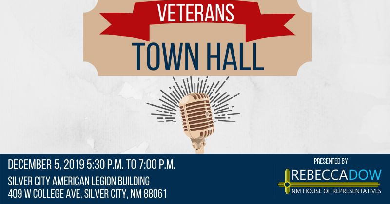 Veterans Town Hall