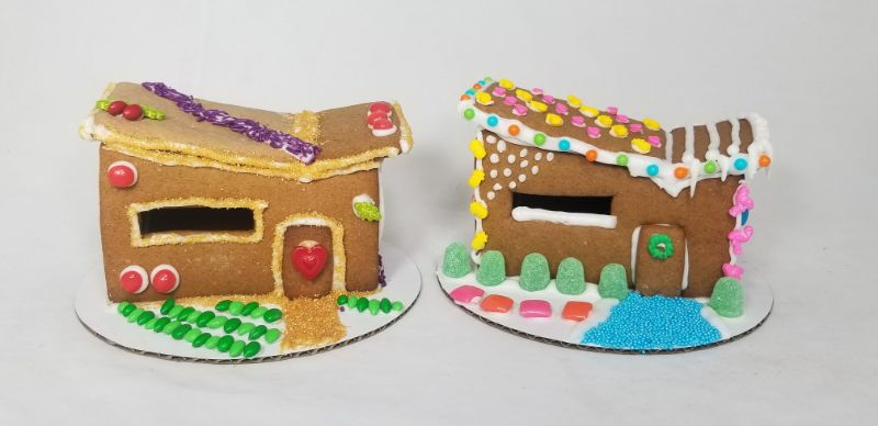 Gingerbread House Making & Ornament Painting Party!