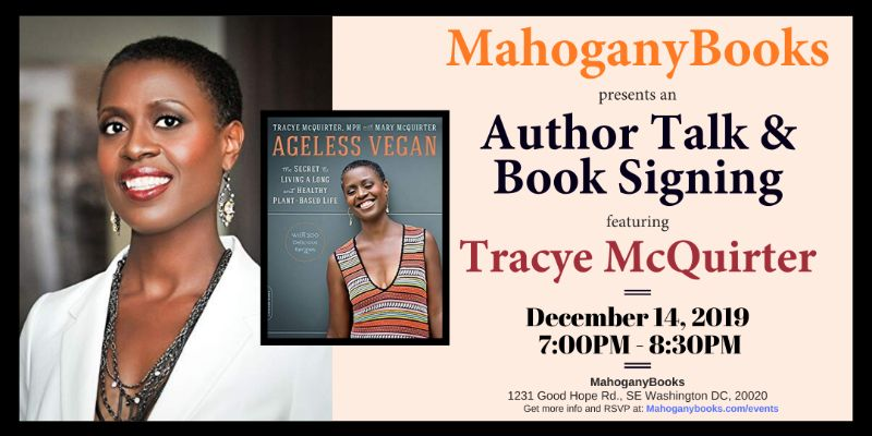 An Author Talk & Book Signing Featuring Tracye McQuirter