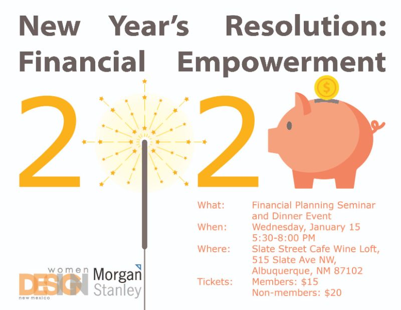 WiD's New Year's Resolution: Financial Empowerment