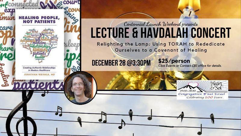 Jonathan Weinkle: Relighting the Lamp