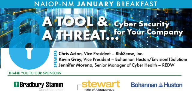 A TOOL & A THREAT...Cyber Security for Your Company