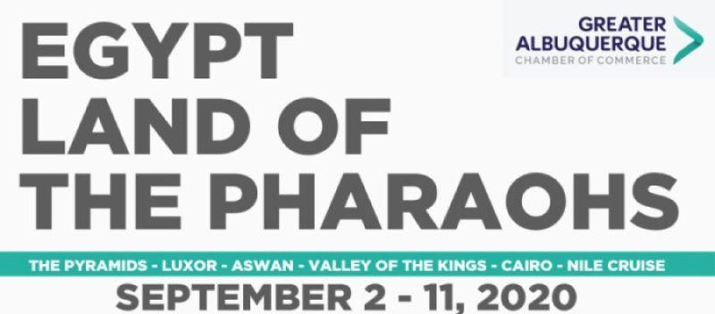 Info Session for Egypt- Land of the Pharaohs