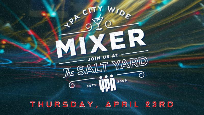 YPA - City Wide Mixer