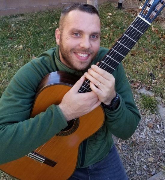 Guitar New Mexico: Corey Johnson