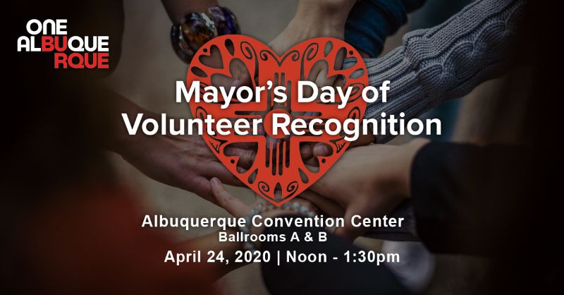 Mayor's Day of Volunteer Recognition