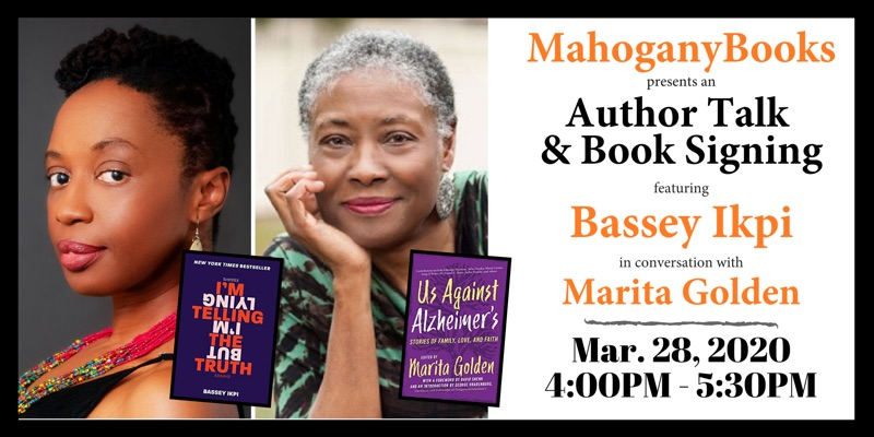 An Author Talk & Book Signing Featuring Bassey Ikpi