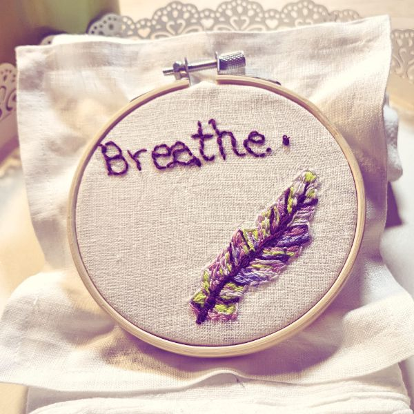 Virtual Craft Party - Breathe