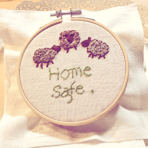 Virtual Craft Party - Home Safe