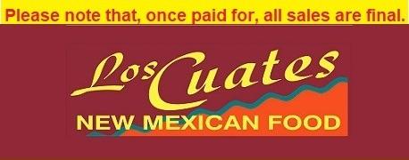 Los Cuates Restaurant - Menaul