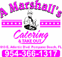 A MARSHALL CATERING & TAKE OUT II